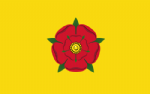Lancashire Large County Flag - 3' x 2'.